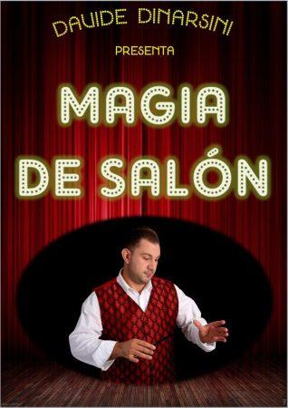 Cartel de Magia de salón
