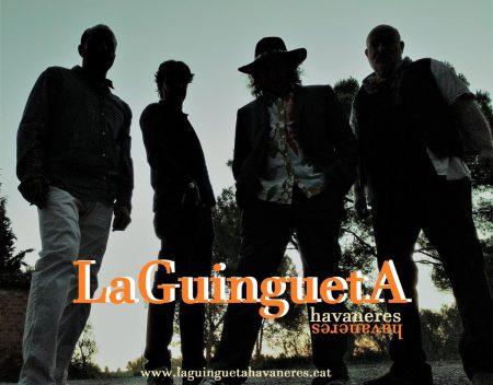 Cartel de La Guingueta