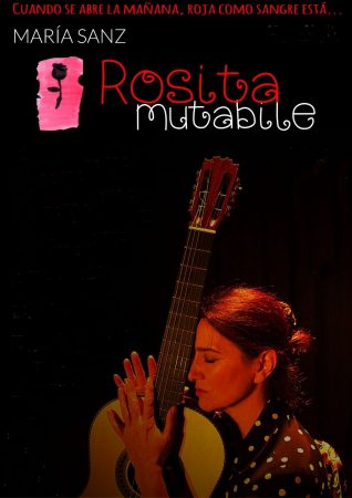 Cartel de Rosita Mutabile