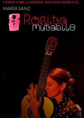 Cartel de Rosita Mutabile