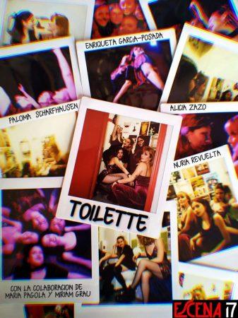 Cartel de Toilette